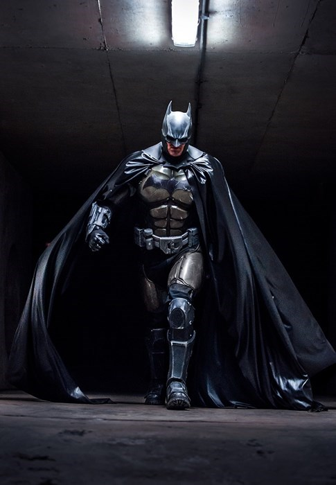 epic batman cosplay