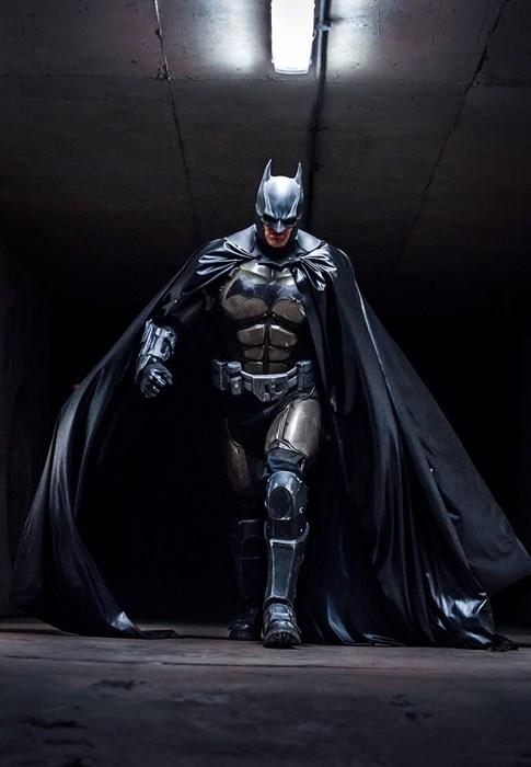 epic batman cosplay