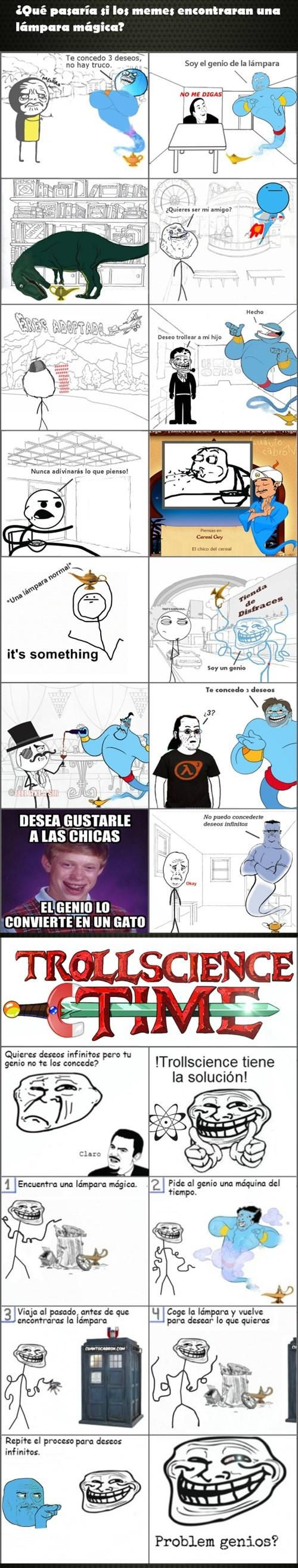memes genios