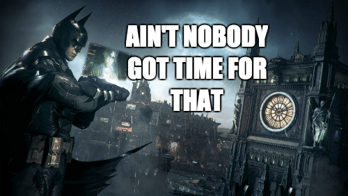 video game news batman arkham knight ending requires 100 percent completion