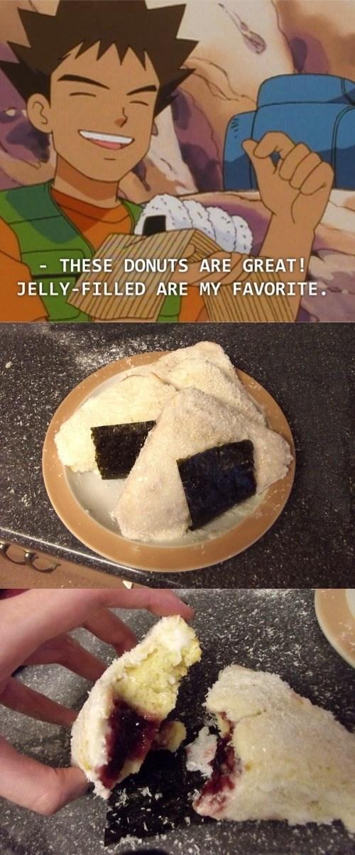 pokemon memes brocks donuts