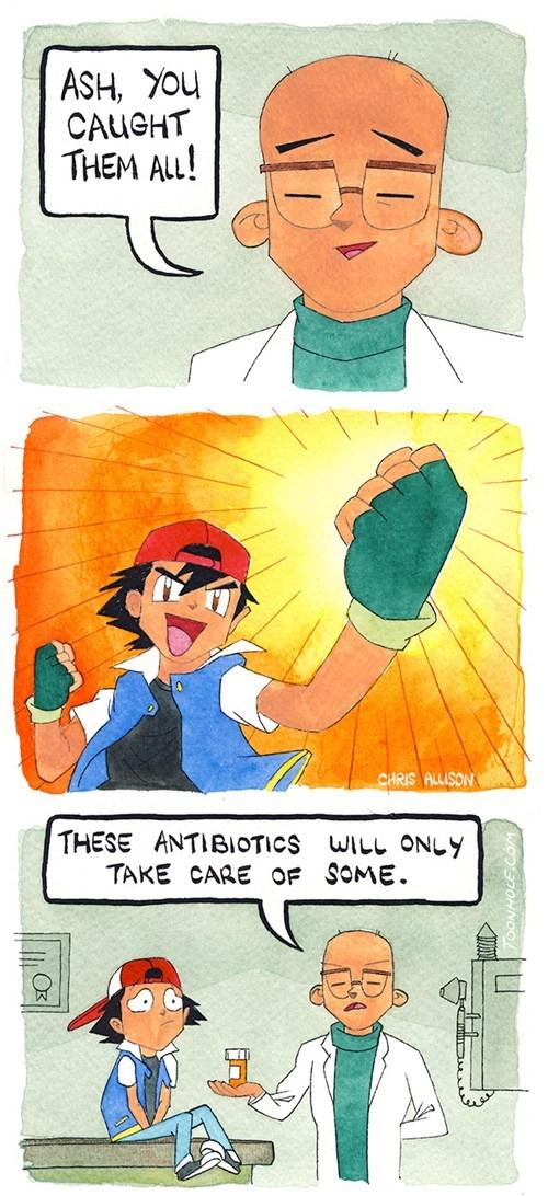pokemon memes catch em all stds