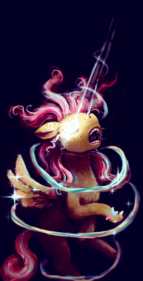 Fan Art awesome fluttershy - 8516709632