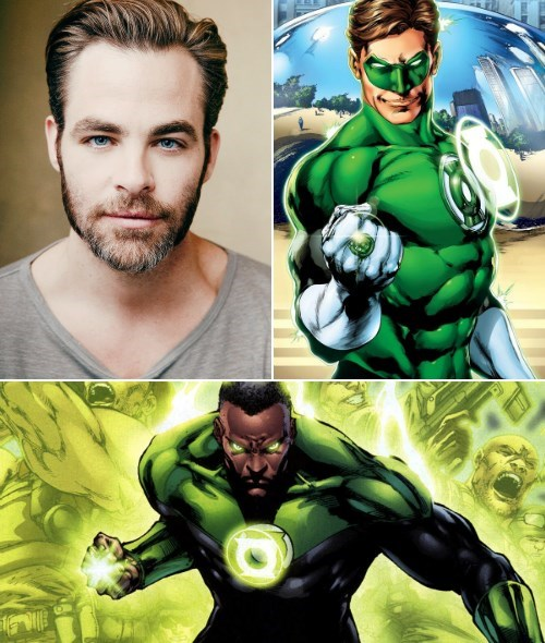 superheroes-green-lantern-dc-casting-rumors-chris-pine-hal-jordan-john-stewart
