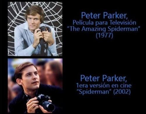Peter Parker se hace joven