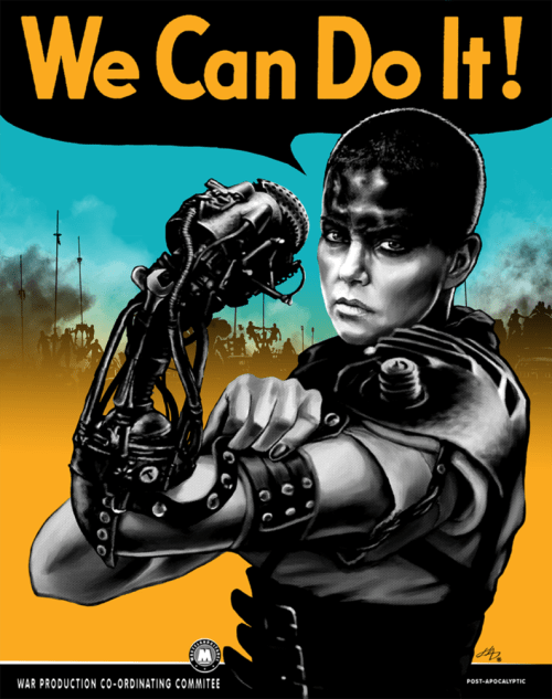 Furiosa can do it.