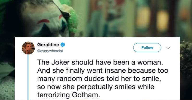 origins of female joker
