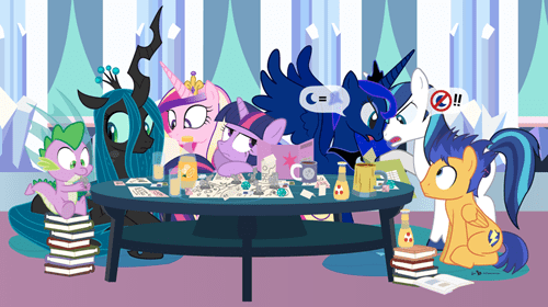 RPG Fan Art MLP - 8518898944