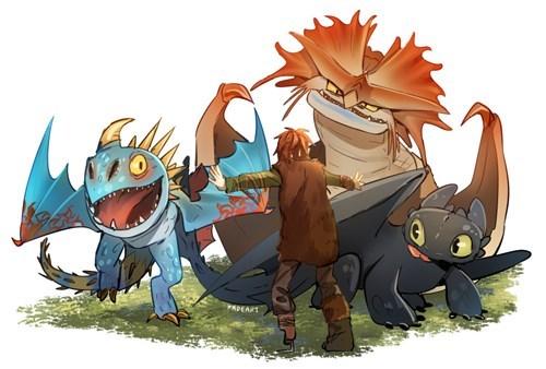 cartoon memes how train your dragon jurassic world crossover