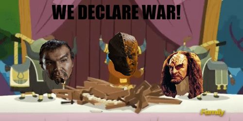 yaks,klingons,war,MLP,Memes