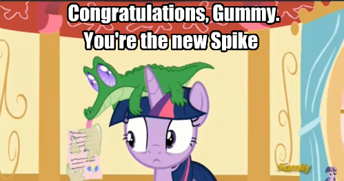 spike twilight sparkle gummy - 8520572928