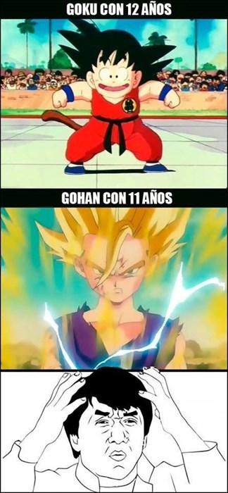 Goku con 11