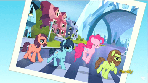 beatles abbey road pinkie pie - 8520970752
