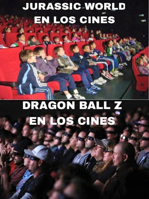 dragon ball jurassic world