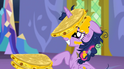 scary twilight sparkle quesadilla - 8522119936