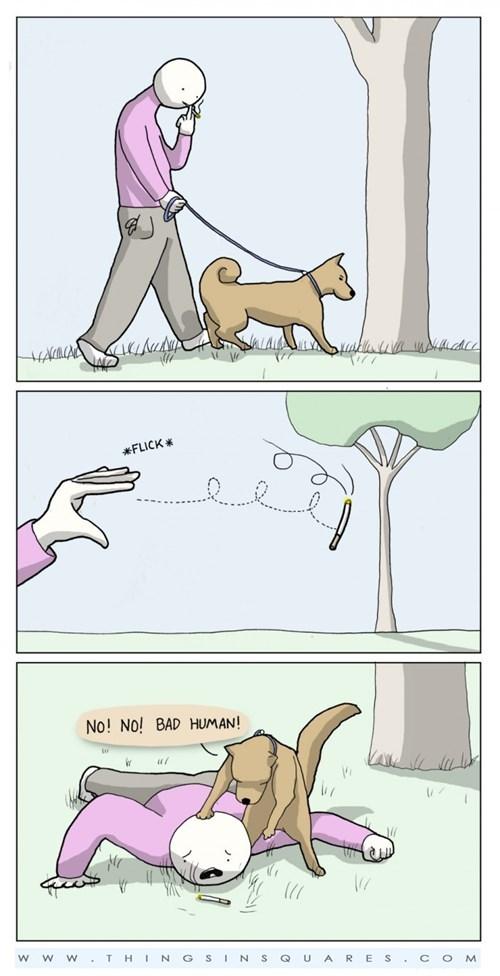 funny-web-comics-anti-smoking-dog