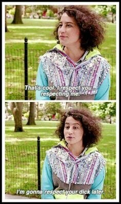 broad city, sexy times, respect, dating