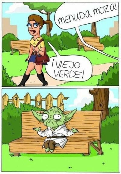 viejo verde