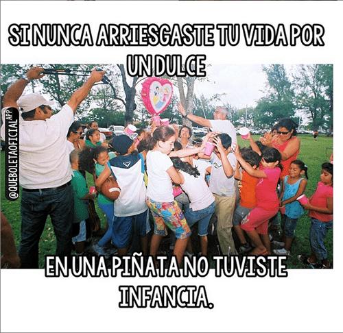 piñata mortal