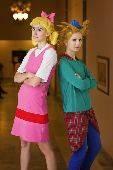 cartoon memes hey arnold cosplay