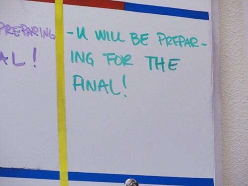 Text - PREPNOING-WL BE PREPAR L! ING FOR THE ANAL!