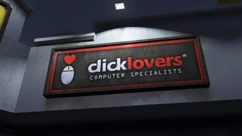 Font - dicklovers COMPUTER SPECIALISTS