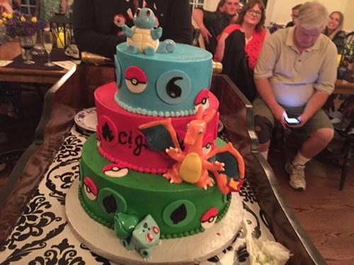 pokemon memes gen 1 wedding cake