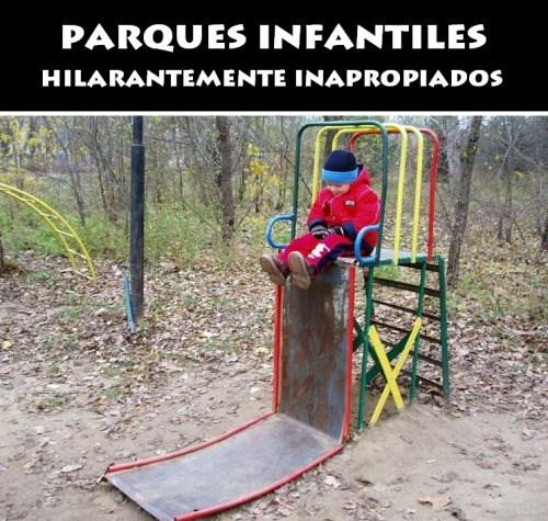 parques no tan infantiles