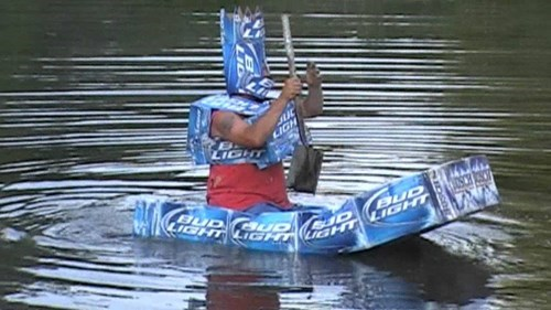 budlight boat challenge