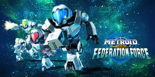 video game news reggie speaks metroid prime federation force
