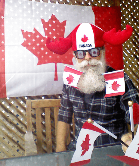 Red - CANADA