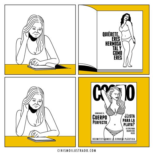 logica revista femenina