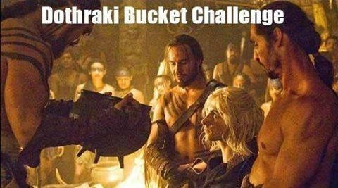 Game of Thrones memes season 5 Kahl Drogo challenges you!