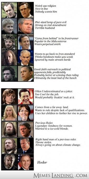 Game of Thrones memes season 5 politics is just another game.