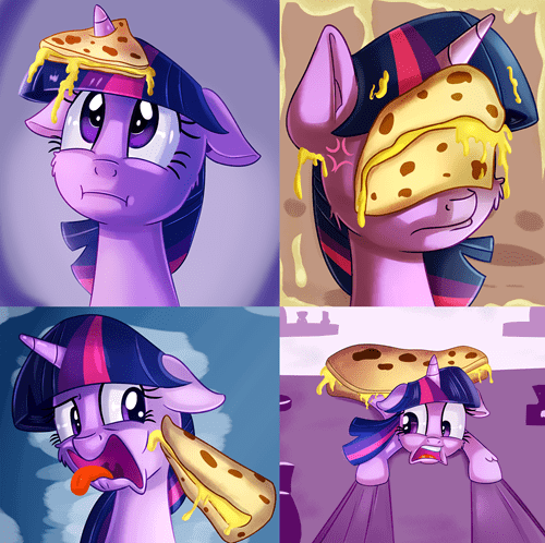 twilight sparkle quesadilla phobia nightmares - 8525681664