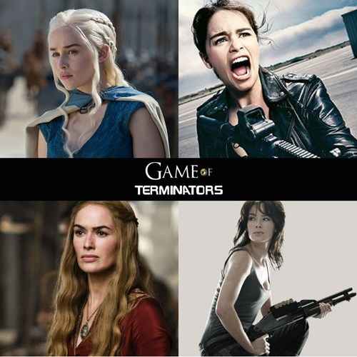 Game of Thrones memes season 5 lots of sarah connors on Game of Thrones