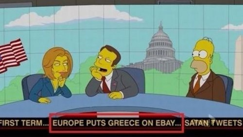 SIMPSONS DID IT!