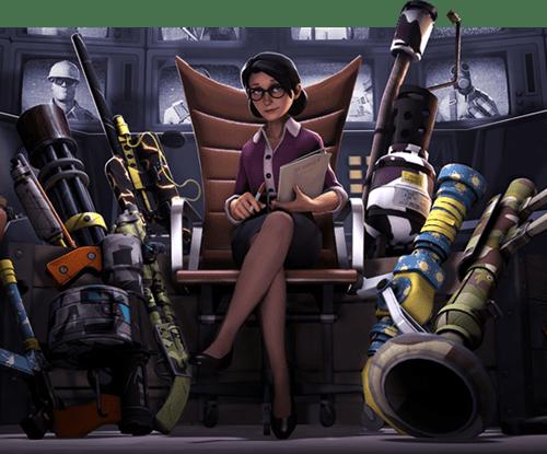 video game news tf2 update gun mettle