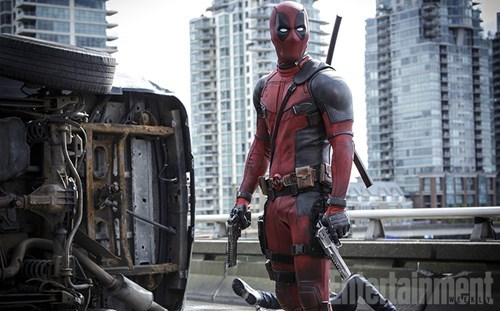 The First Official Still From Deadpool, Is My First Official Chub