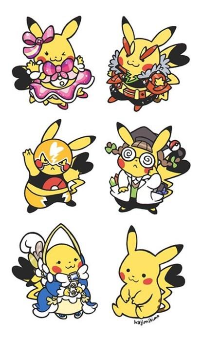 pokemon memes cosplay pikachu