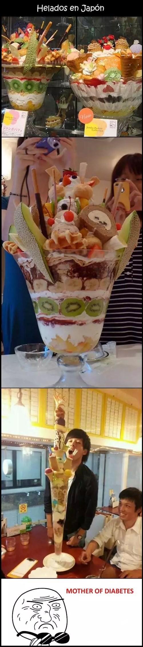 helados japoneses