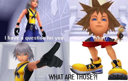 kingdom hearts kingdom hearts 3 riku - 8526947584