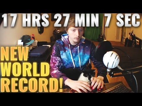 Got 17.5 Hours? Enjoy This Man Clicking His Mouse One Million Times