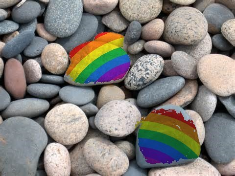 jokes rainbow rocks puns - 8527335680