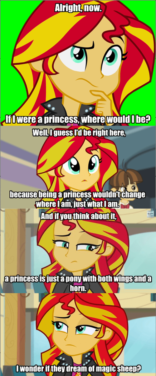 princess,sunset shimmer