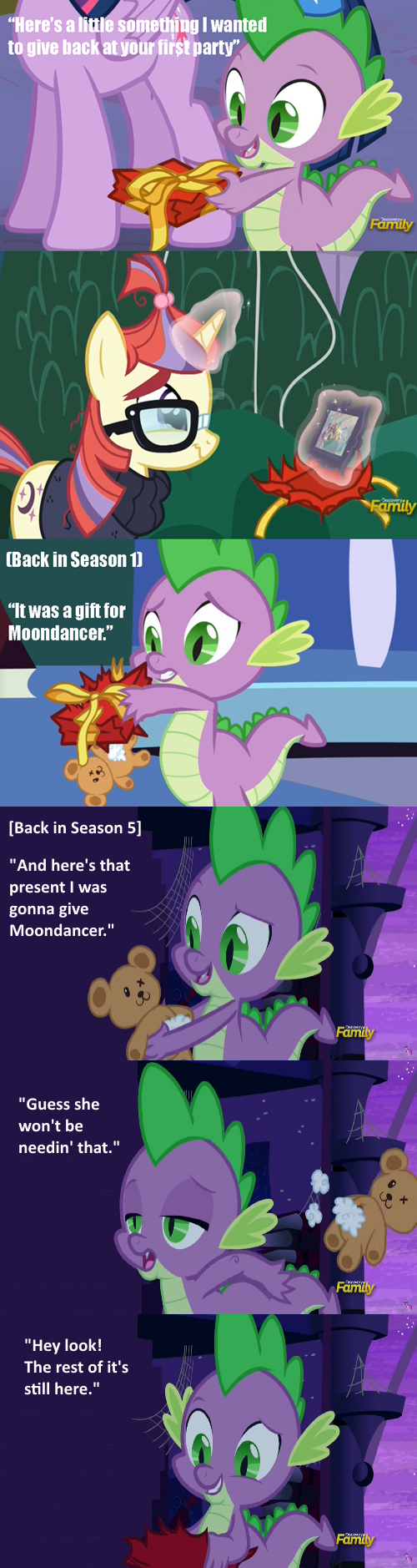 spike continuity moon dancer gift - 8528168192