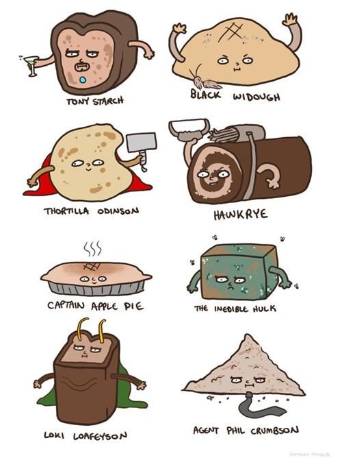 superheroes-avengers-marvel-bread-meme-comics