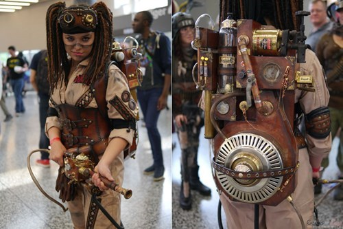 cosplay Steampunk - 8528660480
