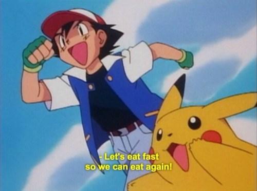 pokemon memes eat fast eat again