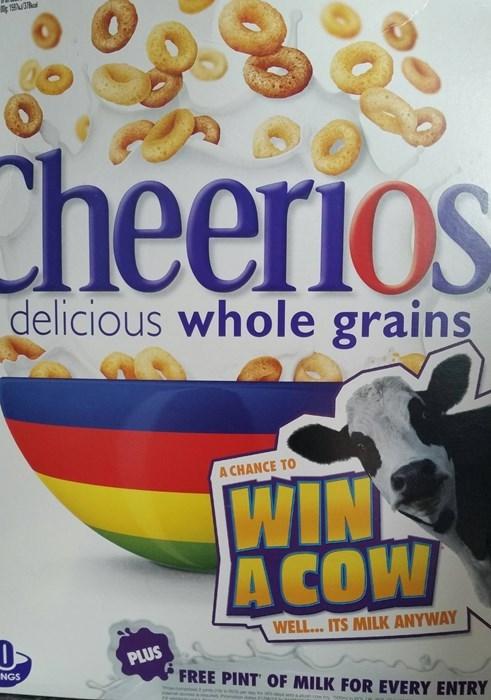 children's toy win a cow milk